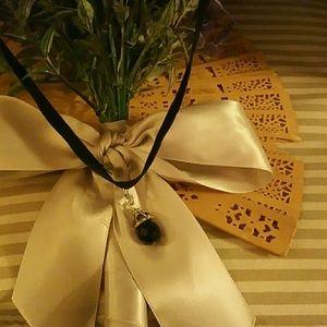 Jewelry - Black Velvet Ribbon Choker